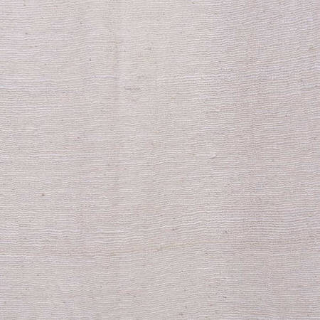 Coconut Raw Silk Swatch