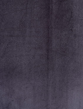 Ombre Blue Grey Vintage Cotton Velvet Swatch