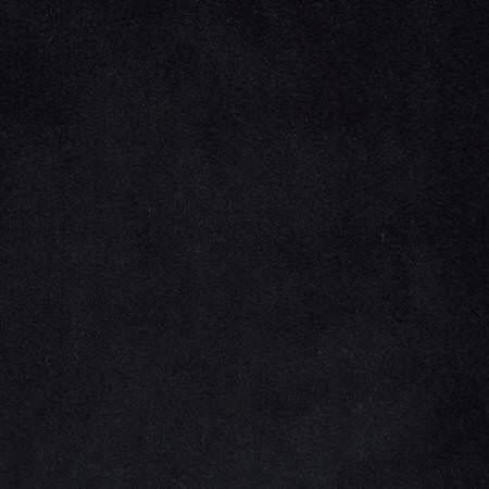 Black Vintage Cotton Velvet Swatch