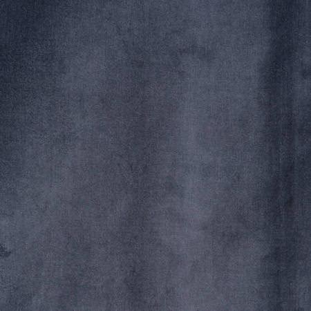 Blue Grey Vintage Cotton Velvet Swatch