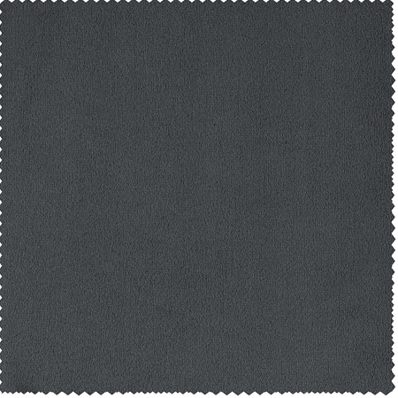 Signature Natural Grey Blackout Velvet Swatch