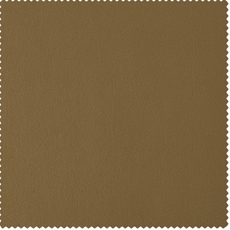 Signature Amber Gold Double Wide Velvet Swatch