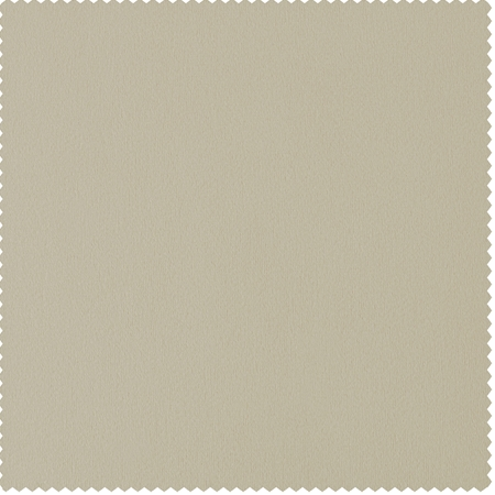 Signature Ivory Double Wide Velvet Swatch