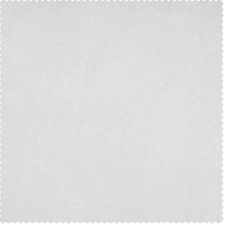 Pillow White Heritage Plush Velvet Swatch