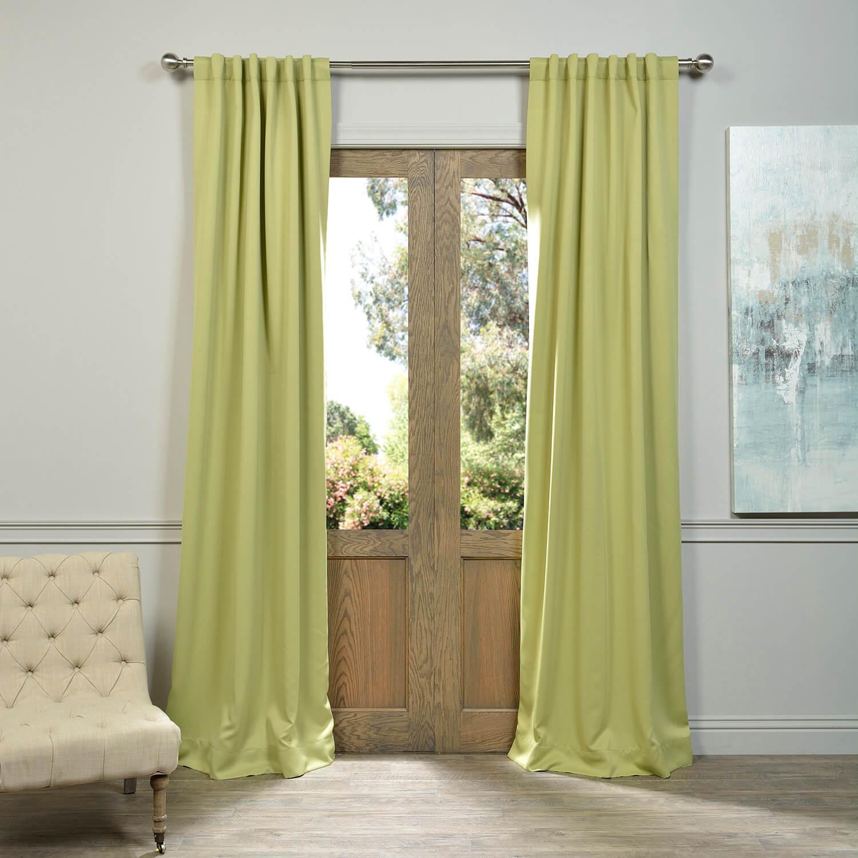 Lichen Blackout Curtain