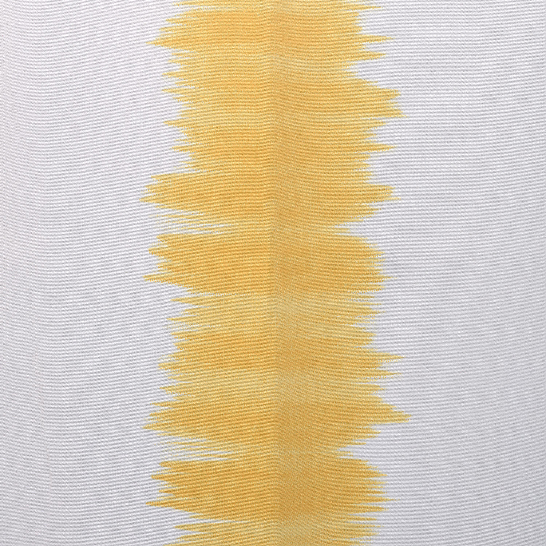 Flambe Yellow Blackout Swatch