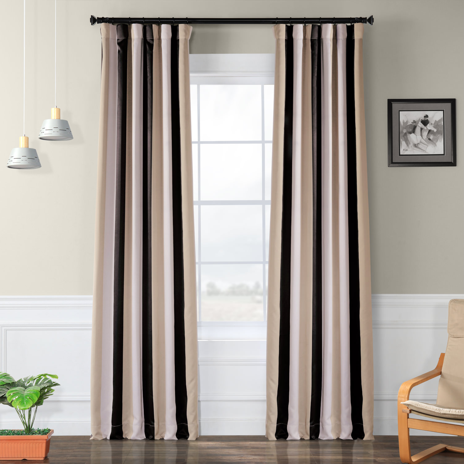 Georgetown Blackout Curtain