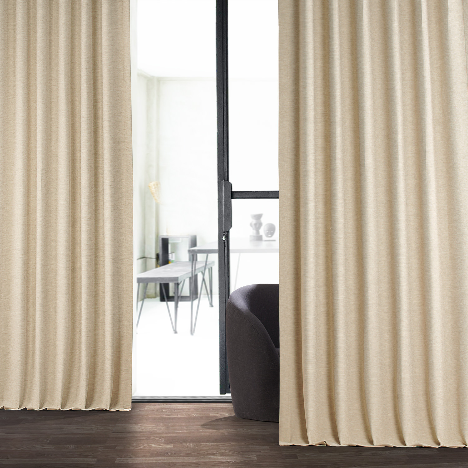Candlelight Bellino Blackout Curtain
