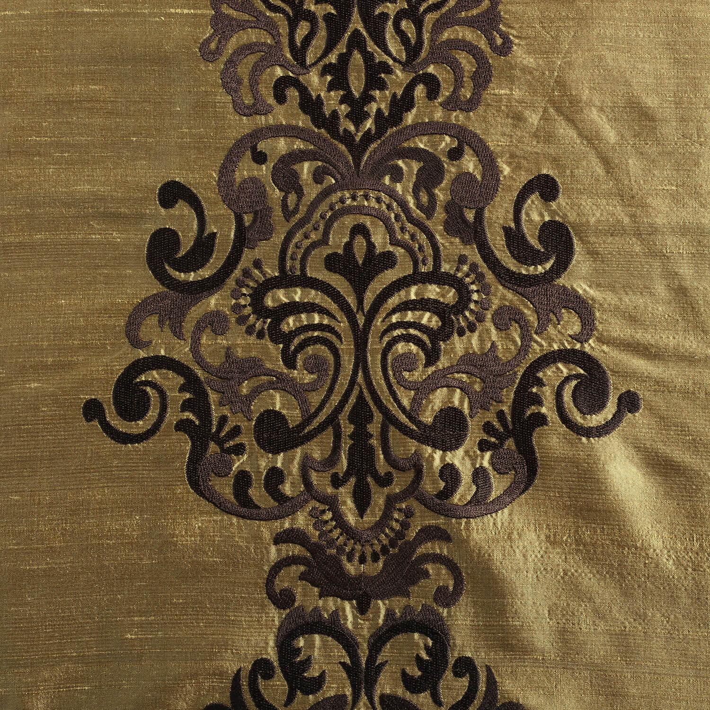 Rowena Gold Dust Silk Swatch