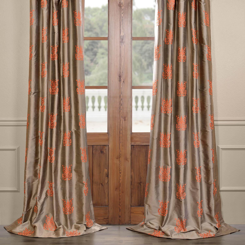 Nottingham Silk Curtain