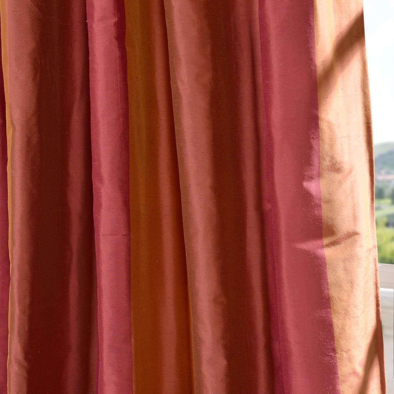 Woodbury Silk Taffeta Stripe Swatch