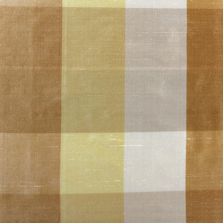 Buttermilk Silk Plaid Swatch