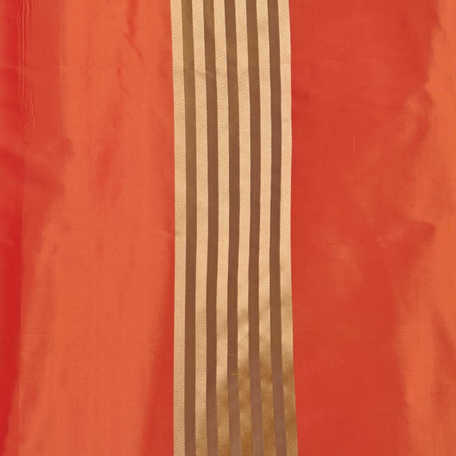 Waterford Sienna Silk Stripe Swatch