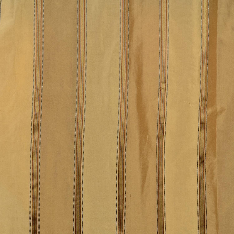 Bromley Multi Stripe Designer Silk Swatch