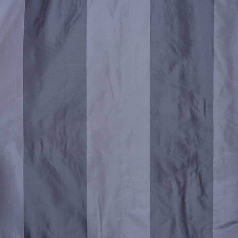 Brighton Blue Silk Stripe Swatch