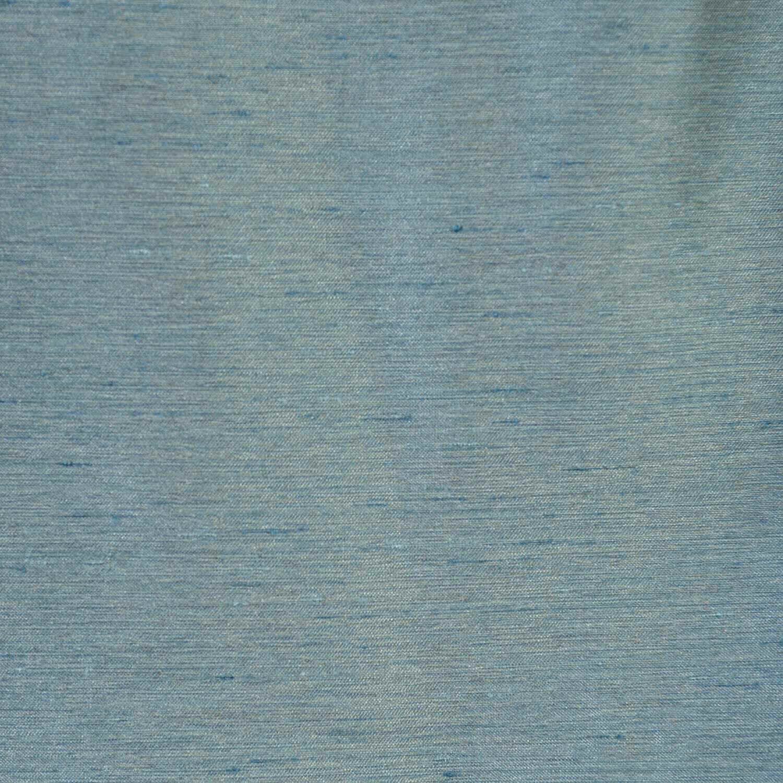 Blue Agave Yarn Dyed Faux Dupioni Silk Swatch