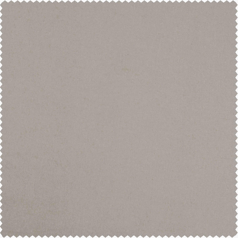 Hazelwood Beige Solid Cotton Swatch
