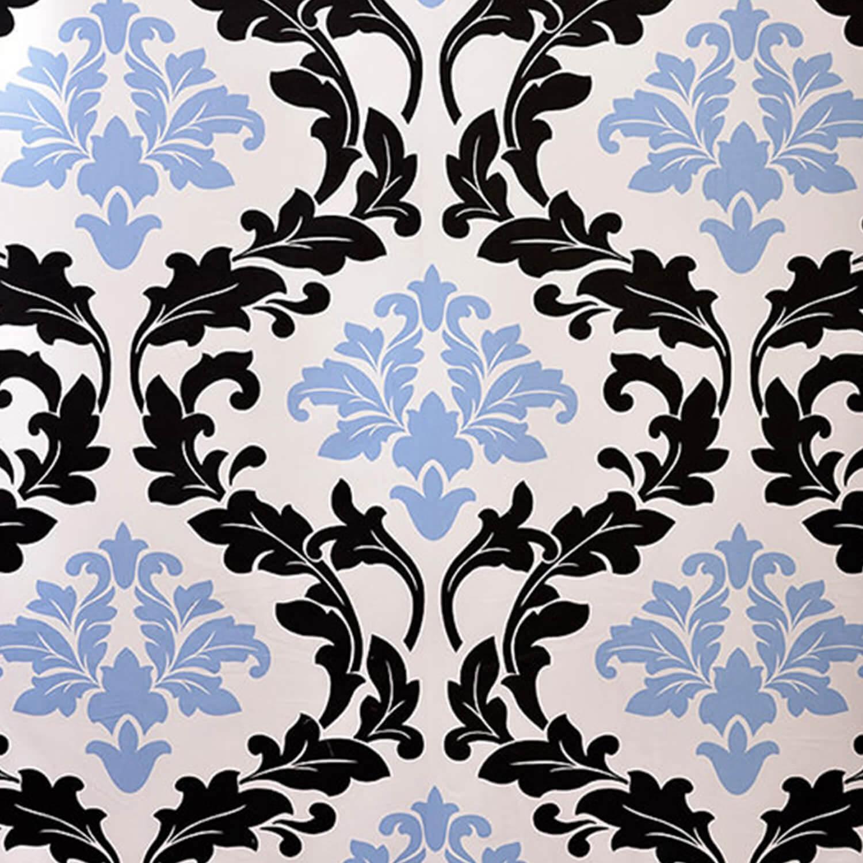 Deuville Printed Cotton Swatch