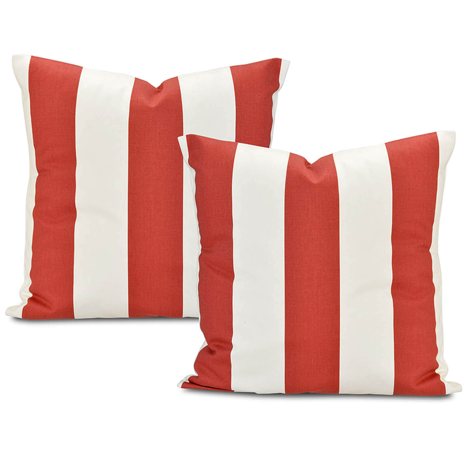 Cabana Spice  Printed Cotton Cushion Cover (Pair)