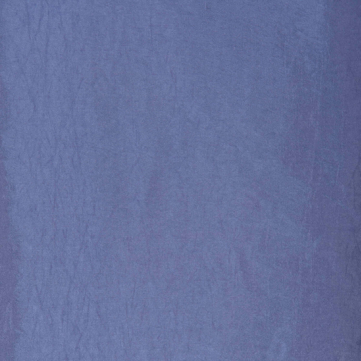 Wisteria Blue Faux Silk Taffeta Swatch