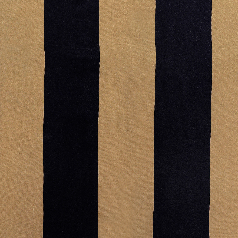 Regency Faux Silk Taffeta Stripe Swatch