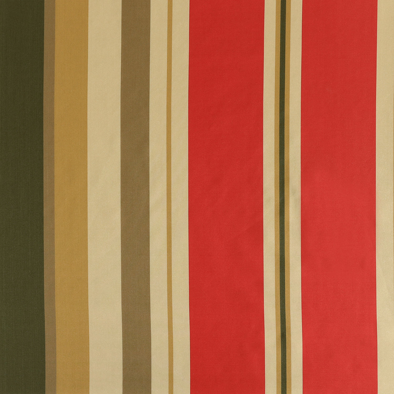 Orleans Faux Silk Taffeta Stripe Swatch