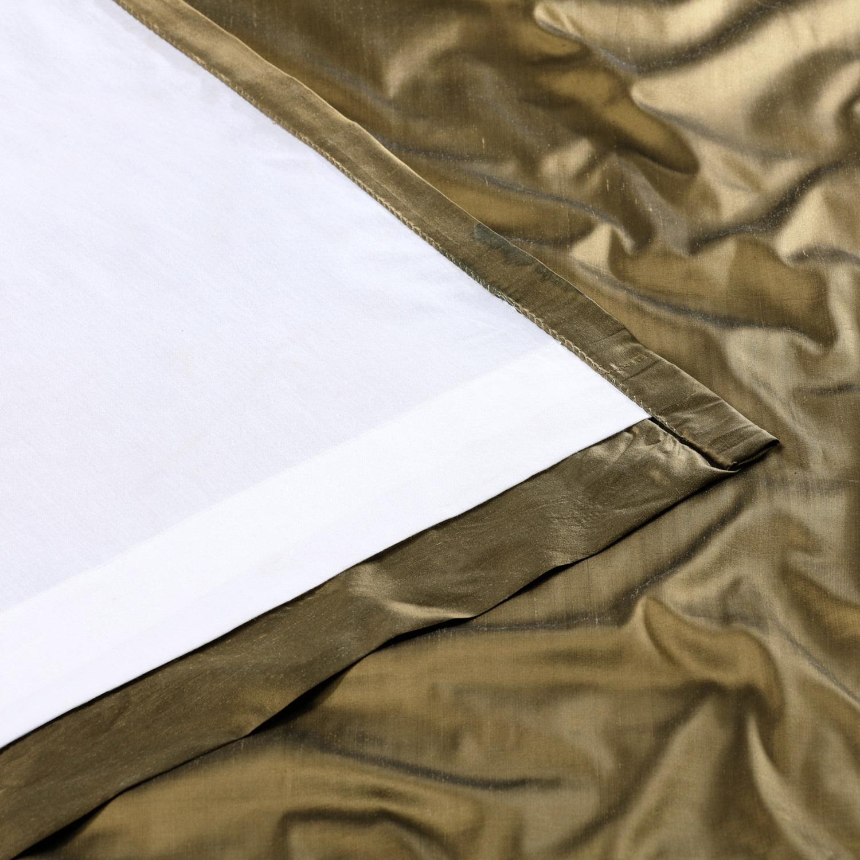 Sage Green Thai Silk Swatch