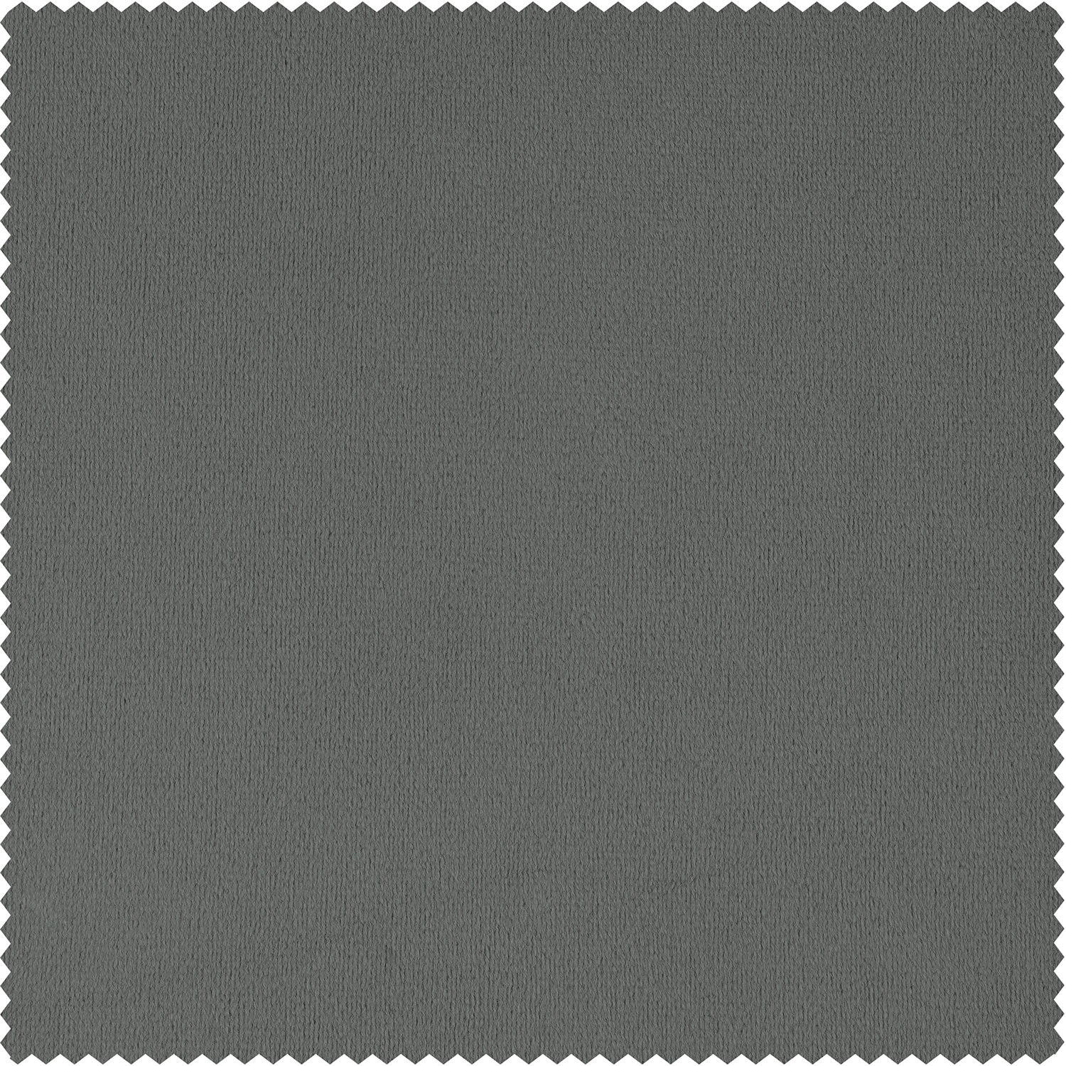 Signature Silver Grey Double Wide Velve Swatch