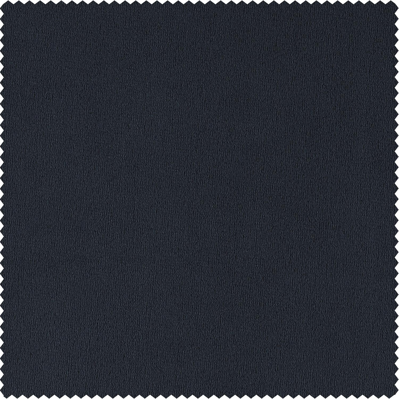 Signature Midnight Blue Double Wide Velvet Swatch