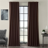 Java Pole Pocket Blackout Curtain