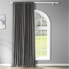 Anthracite Grey Doublewide Blackout Curtain