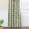 Secrect Garden Leaf Green Blackout Curtain