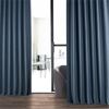 Wild Blue Bellino Blackout Curtain