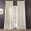 Pebble Cream Hand Weaved Cotton Curtain