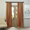 Alton Multi Stripe Designer Silk Curtain