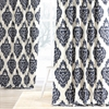 Ikat Blue Printed Cotton
