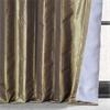 Gold Nugget Blackout Faux Silk Taffeta Curtain