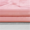 Flamingo Pink Faux Silk Taffeta Swatch