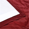Bold Red Thai Silk Swatch