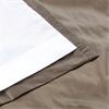 Silver Grey Thai Silk Swatch