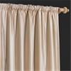 Pearl White Thai Silk Curtain