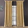 Buttnernut Gold Thai Silk Curtain