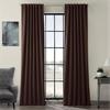Java Pole Pocket Blackout Curtain