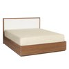 Cotton Jersey Ivory Fitted Sheet