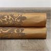 Ellaria Olympic Bronze Faux Silk Jacquard Fabric