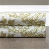 Edina Green Printed Cotton Fabric
