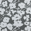 Van Gogh Grey Printed Cotton Twill Fabric