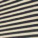 Black & Cream Hand Weaved Cotton Fabric