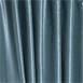 Provencial Blue Vintage Textured Faux Dupioni Silk Fabric