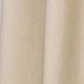 Signature Ivory Blackout Velvet Fabric